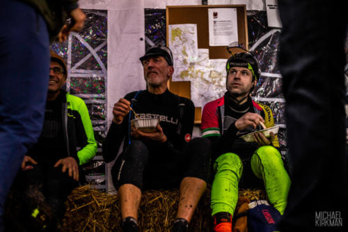 YTG Dark Skies - Refuel at the finish